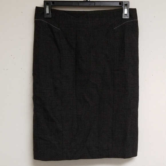 Rebecca Taylor Dresses & Skirts - Rebecca Taylor Charcoal Pencil Skirt